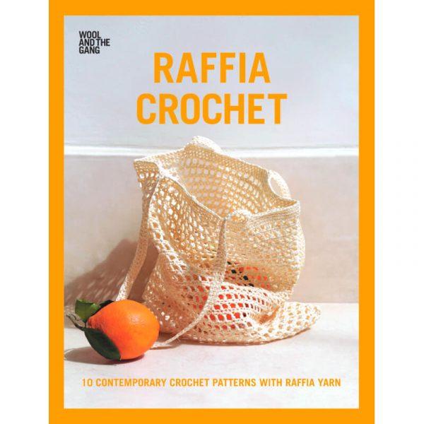 Raffia Crochet, από Wool and the Gang | The Knitting Club