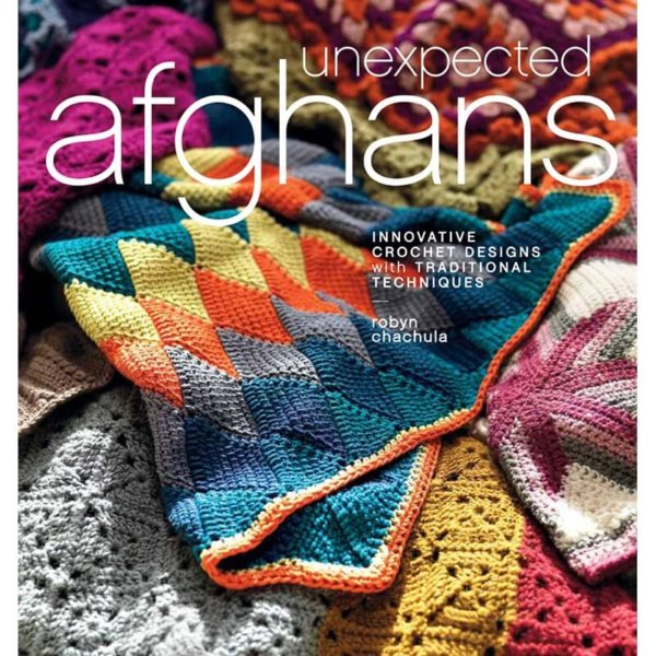 Unexpected Afghans, by Robyn Chachula | The Knitting Club