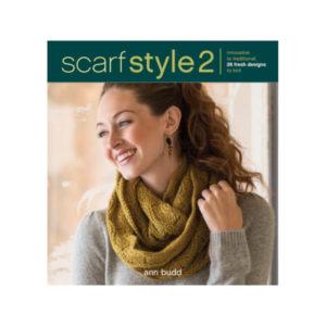 Scarf Style 2, της Ann Budd | The Knitting Club