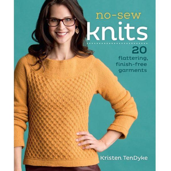 No-Sew Knits, της Kristen TenDyke   The Knitting Club