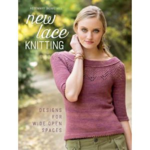 New Lace Knitting, της Rosemary Hill | The Knitting Club