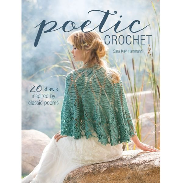 Poetic Crochet, της Sara Kay Hartmann | The Knitting Club