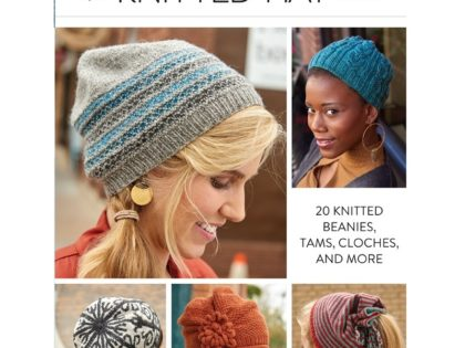 The Knitted Hat Book – Book Review