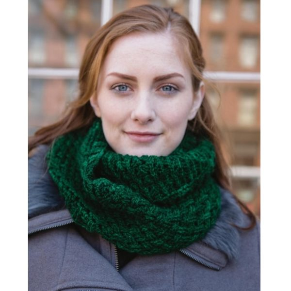 Celtic Cable Crochet, by Bonnie Barker | The Knitting Club