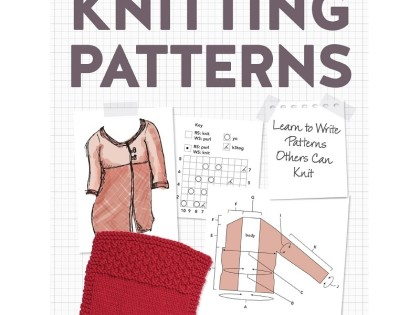 The Beginner's Guide to Writing Knitting Patterns ή αλλιώς Πώς να γράφετε τα δικά σας πατρόν για πλέξιμο!