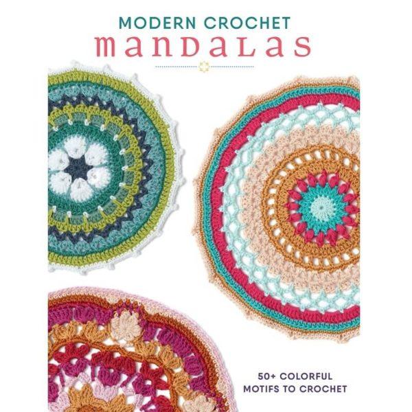 Modern Crochet Mandalas, από Interweave Editors | The Knitting Club