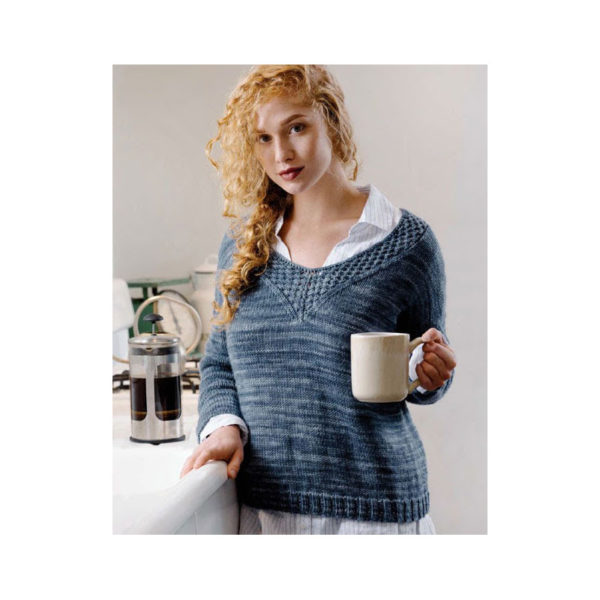 Coffeehouse Knits, της Kerry Bogert | The Knitting Club