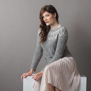 The Art of Circular Yokes, της Kerry Bogert | The Knitting Club