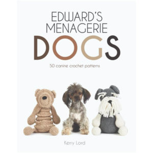 Edward's Menagerie: Dogs, της Kerry Lord | The Knitting Club