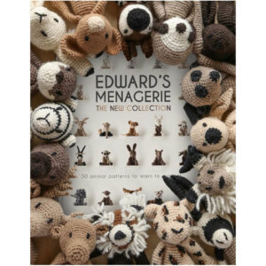 Edward's Menagerie: The New Collection, της Kerry Lord | The Knitting Club