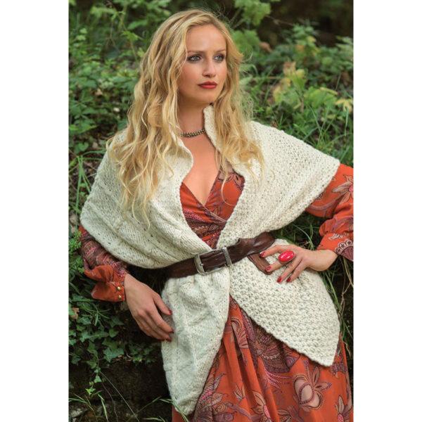 Lana Gatto - Γιλέκο Alpaca Superfine   The Knitting Club