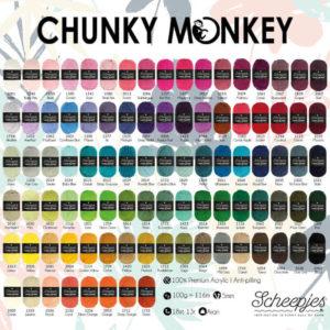 Scheepjes Chunky Monkey | The Knitting Club