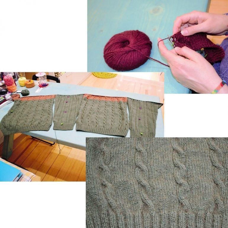 d698a2e299 Σεμινάρια DIY πλέξιμο με βελόνες