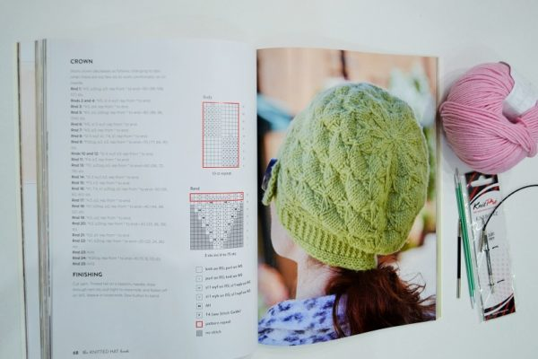 The Knitted Hat Book - 20 Knitted Beanies, Tams, Cloches, and More