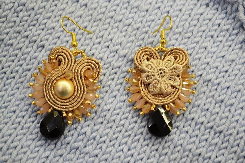 Σεμινάριο κοσμήματος - Σουτάζ σκουλαρίκι Α_2016