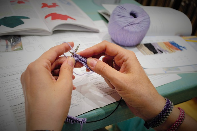 Knitting seminar basics