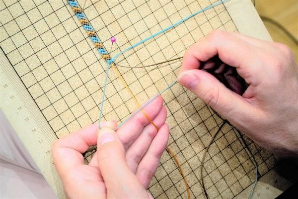 Βσικό σεμινάριο μακραμέ | The Knitting Club