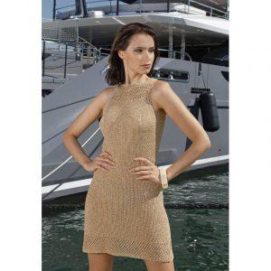 Lana Gatto – Πλεκτό φόρεμα   The Knitting Club