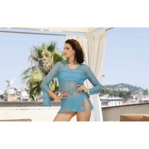 Lana Gatto – Σετ παραλίας με μαγιό   The Knitting Club