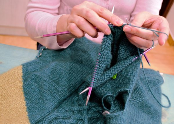 Knitting & Crocheting seminars | The Knitting Club