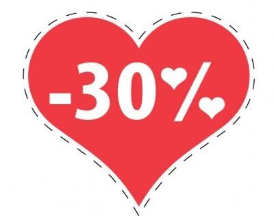 Κερδίστε 30% από την πρώτη σας αγορά!